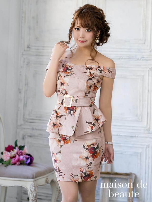 彩花ゆいさん着用ドレス