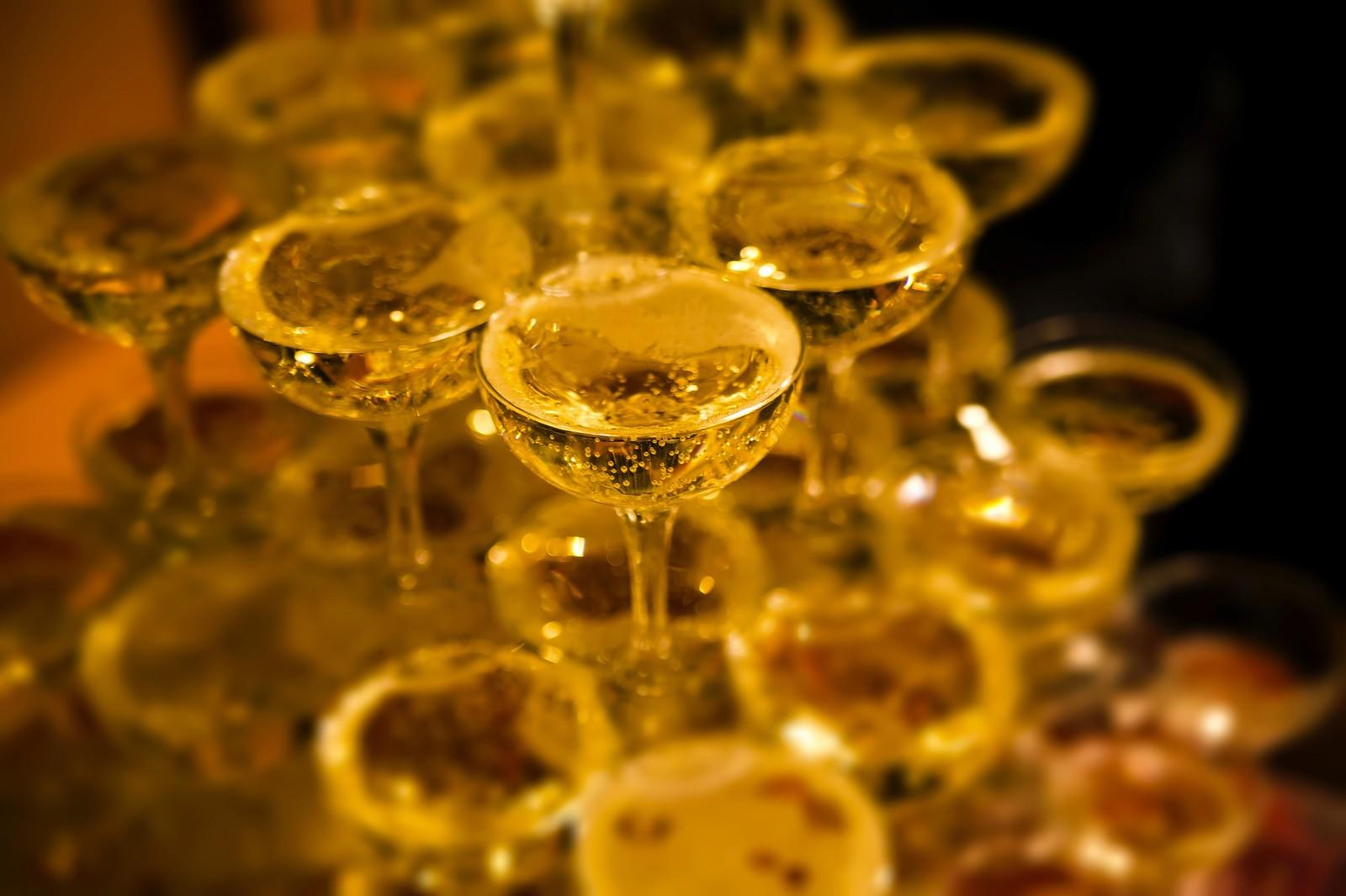 シャンパン画像
