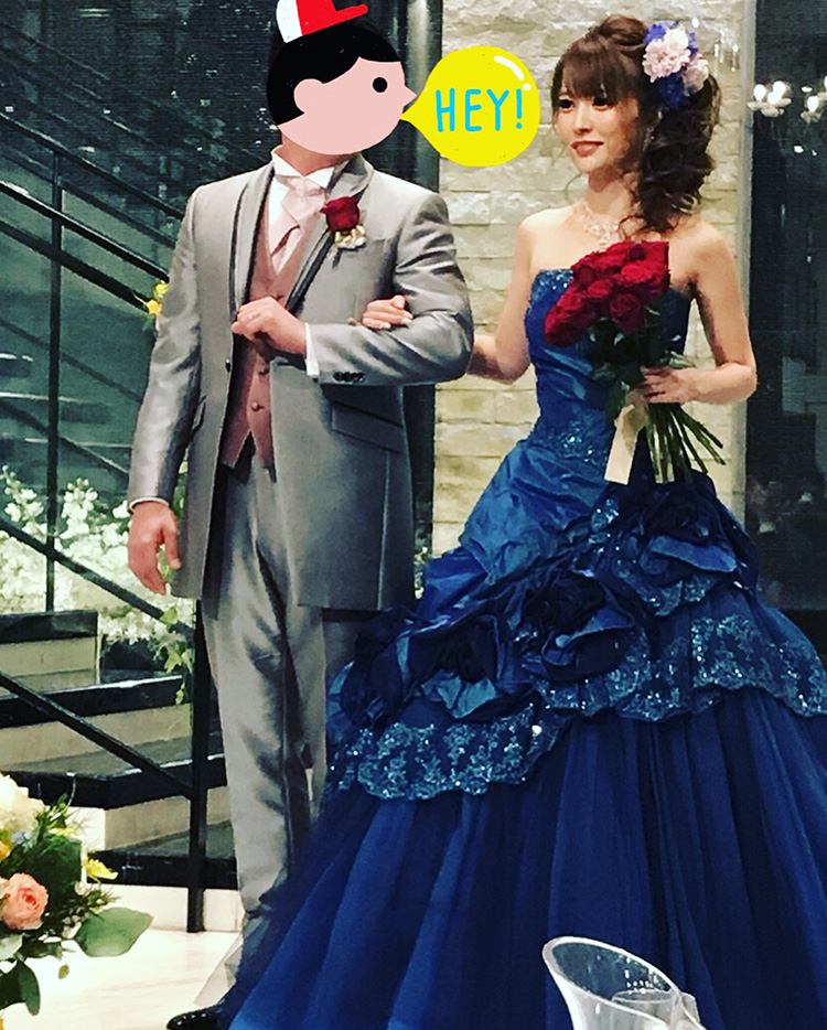 優月美羽「引退・結婚・現在」水揚げされて幸せになる秘訣♡6結婚式①