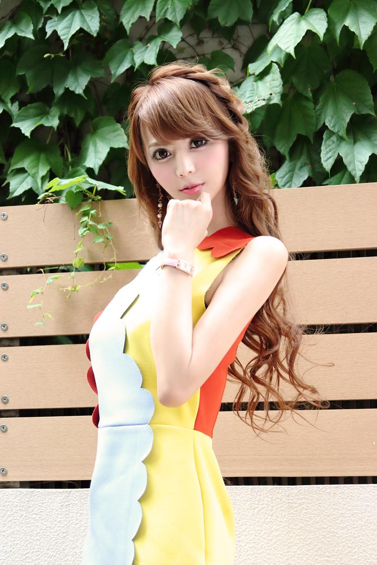 むくませない努力と育乳ブラでドレス映えする体形に♥望月美穂先生の美スタイル・メソッド♥mochidukimiho2