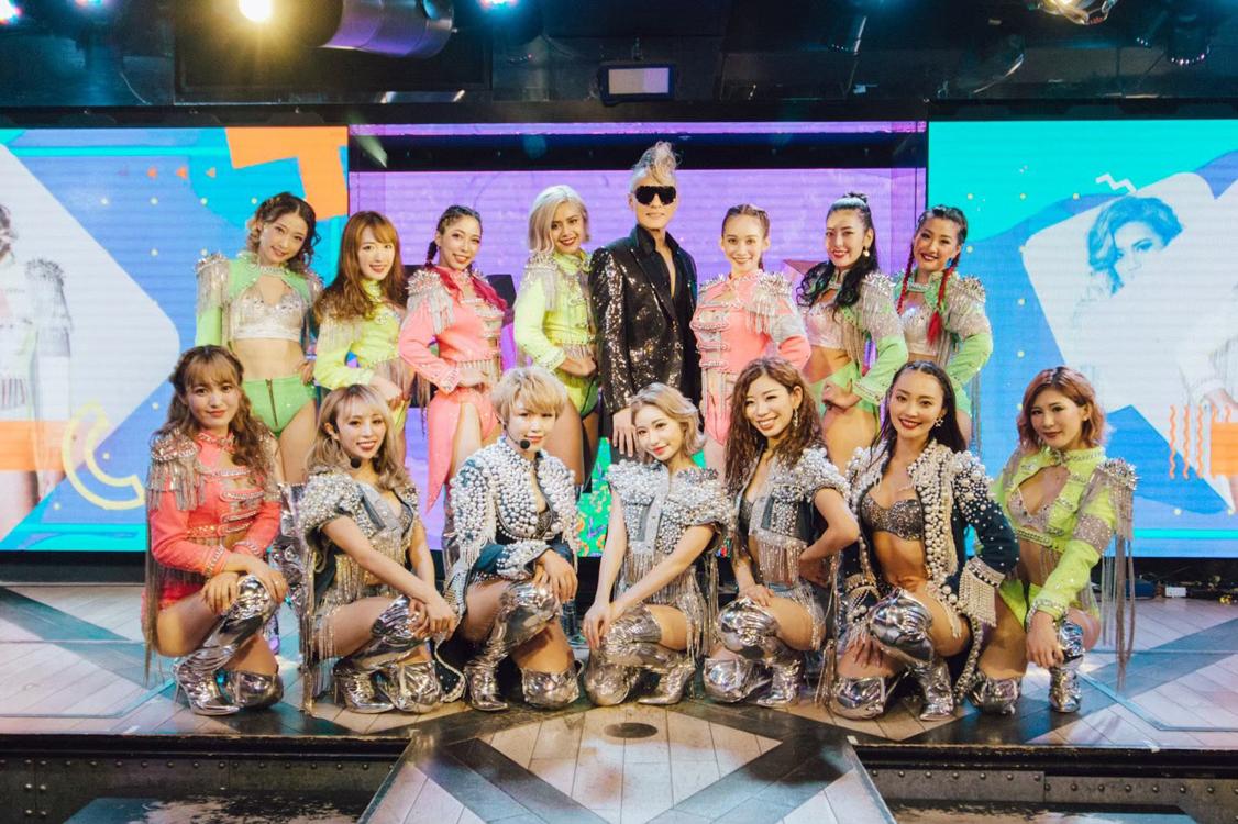 バーレスク東京のトップ・Miiが アーティストとしてデビュー!その次なるステージの裏側とは?