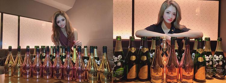 週6シャンパン祭りの次世代エース『La Van』りん  煽る時代は終わった!! 鈴音りんのキャバ嬢戦略♥